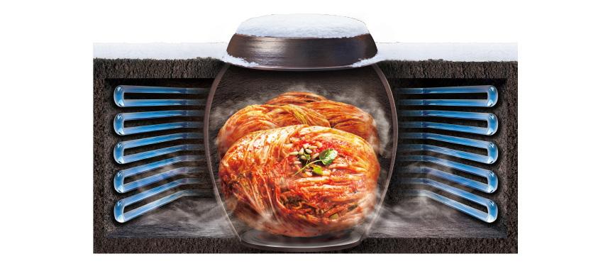 キムチ冷蔵庫の特徴