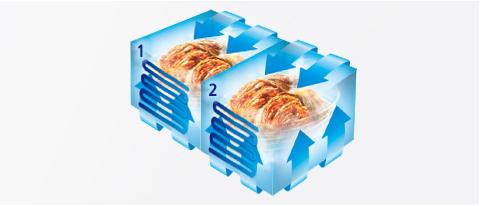 一般冷蔵庫の冷却仕業