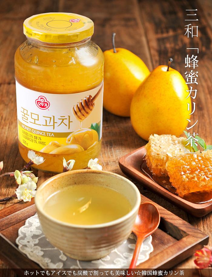 三和蜂蜜ナツメ茶500g