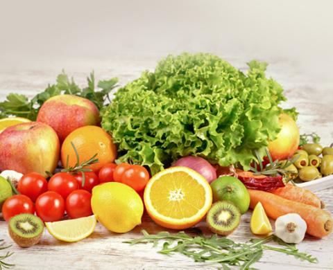 野菜/果物保管モード