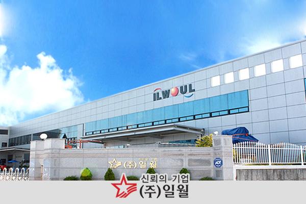 「ILWOUL」Х「韓国市場」