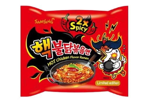 核ブルダック炒め麺